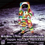 ELECTRIC SOULSIDE - Moon Roller (remixes) (Front Cover)