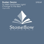 RUSLAN DEVICE - To Melt Ice (Front Cover)