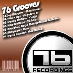 VARIOUS - 76 Grooves (Front Cover)