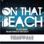 LYLE QUACH - On That Beach (Front Cover)