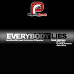 BERMAN, Jonathan & AMERICA VILLASENOR - Everybody Lies (Front Cover)