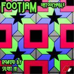 FOOTJAM - Untouchable (Front Cover)