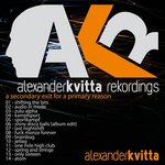 KVITTA, Alexander - A Secondary Exit For A Primary Reason (Front Cover)