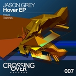 GREY, Jason - Hover EP (Front Cover)