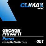 PRIVATTI, George - Paeva (Front Cover)