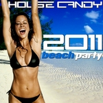 VARIOUS - House Candy: 2011 Beach Party (Front Cover)