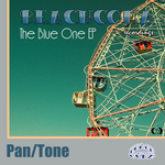 PAN/TONE - The Blue One EP (Front Cover)