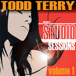 TERRY, Todd/VARIOUS - Todd Terry Presents Studio Sessions (Volume 1) (Front Cover)