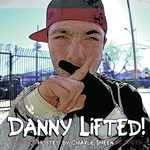 DANNY LIFTED - Electro Weekend (Front Cover)