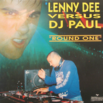 DJ PAUL feat LENNY D - Round One (Front Cover)
