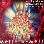 ROTTERDAM TERMINATION SOURCE - Merry X Mess (Front Cover)