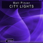 PINCER, Matt - City Lights (Front Cover)