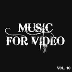 VARIOUS - Music For Video Vol 10 (Front Cover)