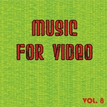 VARIOUS - Music For Video Vol 8 (Front Cover)
