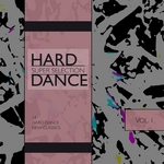 VARIOUS - Hard Dance: Super Selection Vol 1 (Front Cover)