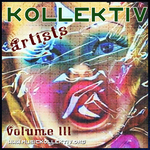 VARIOUS - Kollektiv Artists Volume 3 (Front Cover)