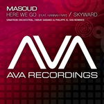 MASOUD feat HANNAH RAY - Here We Go (Front Cover)