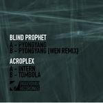 BLIND PROPHET/ACROPLEX - Pyongyang (Front Cover)