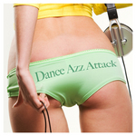 VARIOUS - Dance Azz Attack (Front Cover)