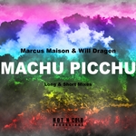 MAISON, Marcus & WILL DRAGEN - Machu Picchu (Front Cover)