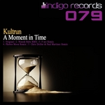 KULTRUN - A Moment In Time (Front Cover)