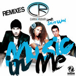 CARRA & RUDARI feat SAM WOOD - Music In Me (remixes) (Front Cover)