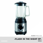 KIKO - Flash In The Night EP (Front Cover)