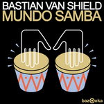 VAN SHIELD, Bastian - Mundo Samba (Front Cover)