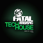 JAIMY/VARIOUS - Fatal Music Tech House Vol 02 (unmixed tracks) (Front Cover)