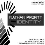 NATHAN PROFITT - Identity (Front Cover)