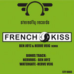 JOYZ, Ben/HERVE VEIG - French Kiss (Front Cover)