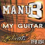 MANU B - My Guitar (Front Cover)