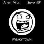 ARTEM VIRUS - Seven EP (Front Cover)