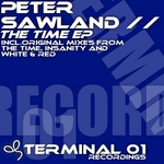 SAWLAND, Peter - The Time EP (Front Cover)