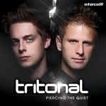 TRITONAL - Piercing The Quiet (Front Cover)