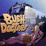 BUSH DOCTORS - Night Train (Front Cover)