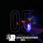 LA LUZ, Daniela - Spaceweather Part I (Front Cover)