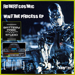 ROBERT COSMIC - Wait The Process EP (Front Cover)