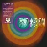 SOULPARLOR - Evoluzion (Front Cover)