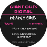 DEADLY SINS - You & 1 EP (Front Cover)