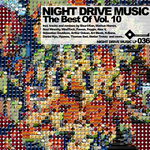 The Best Of Night Drive Music Vol 10 LP