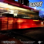 GANTZ - No Love EP (Front Cover)