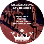 MAHADEVA, Gil - Joy (remixes) (Front Cover)