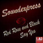Red Rose & Black Say Yes