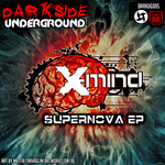 X MIND - Supernova EP (Front Cover)
