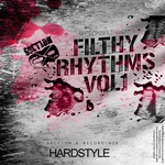 VARIOUS - Filthy Rhythms Vol 1 (Front Cover)