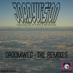JORDYVISION feat Niki BRUMAS & SON OF 8 BITS - Droomweg (The remixes) (Front Cover)