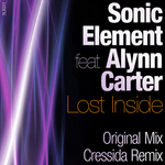 SONIC ELEMENT feat ALYNN CARTER - Lost Inside (Front Cover)