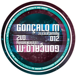 GONCALO M - Audio Family 12 (Front Cover)