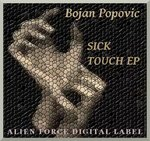 POPOVIC, Bojan - Sick Touch EP (Front Cover)